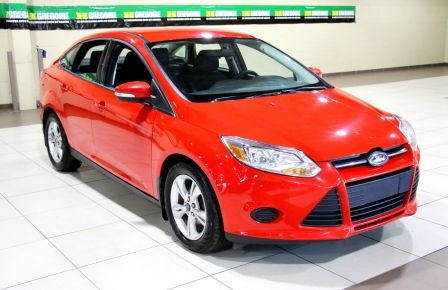 2013 Ford Focus SE A/C GR ELECT MAGS BLUETHOOT in Lévis