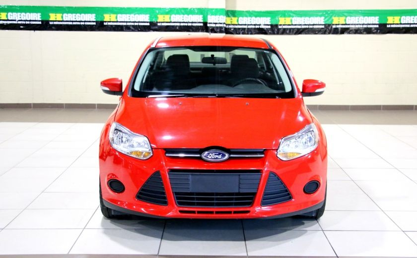 2013 Ford Focus SE A/C GR ELECT MAGS BLUETHOOT #1