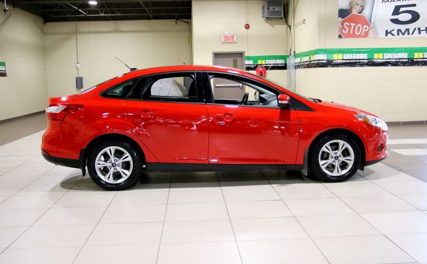 2013 Ford Focus SE A/C GR ELECT MAGS BLUETHOOT #7