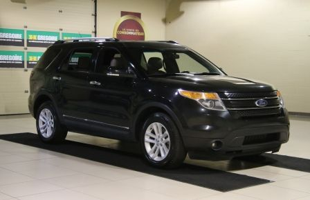 2014 Ford Explorer XLT 4WD 7 PASSAGERS in Abitibi
