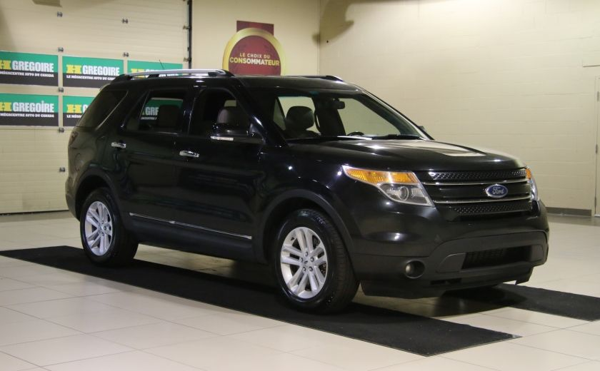 2014 Ford Explorer XLT 4WD 7 PASSAGERS #0