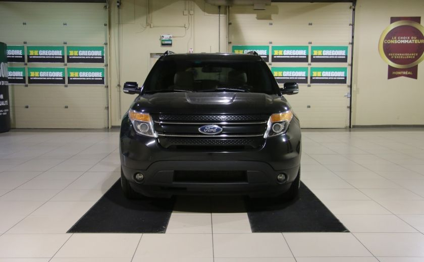 2014 Ford Explorer XLT 4WD 7 PASSAGERS #1