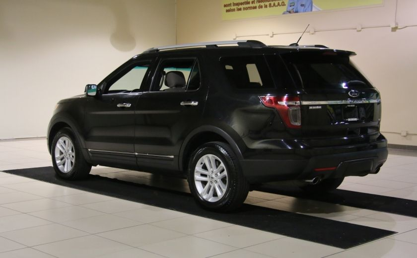 2014 Ford Explorer XLT 4WD 7 PASSAGERS #4