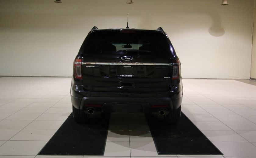 2014 Ford Explorer XLT 4WD 7 PASSAGERS #5