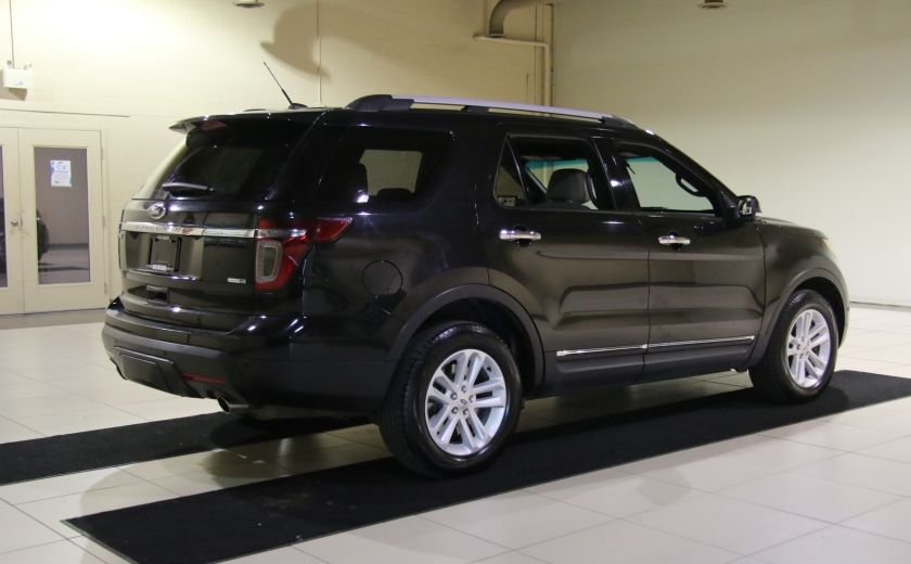 2014 Ford Explorer XLT 4WD 7 PASSAGERS #6