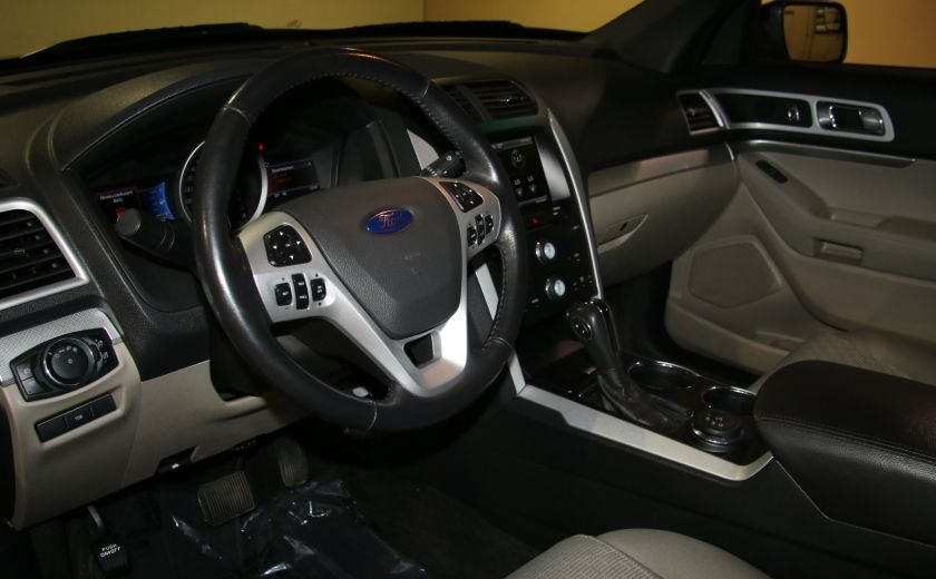 2014 Ford Explorer XLT 4WD 7 PASSAGERS #8