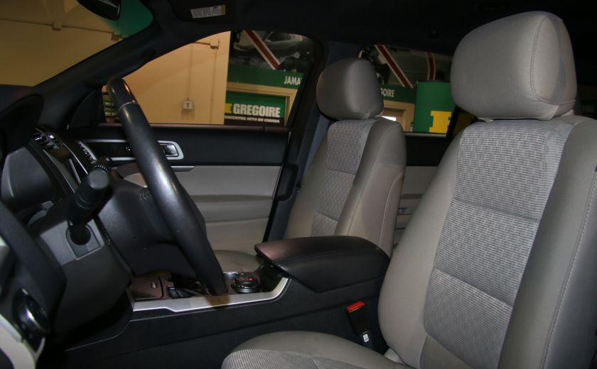 2014 Ford Explorer XLT 4WD 7 PASSAGERS #9
