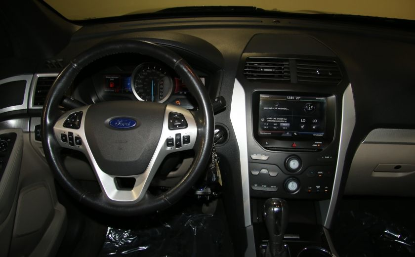 2014 Ford Explorer XLT 4WD 7 PASSAGERS #13
