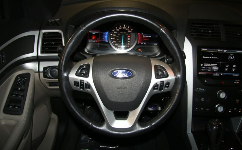 2014 Ford Explorer XLT 4WD 7 PASSAGERS #14