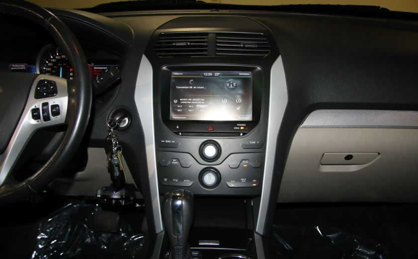 2014 Ford Explorer XLT 4WD 7 PASSAGERS #15
