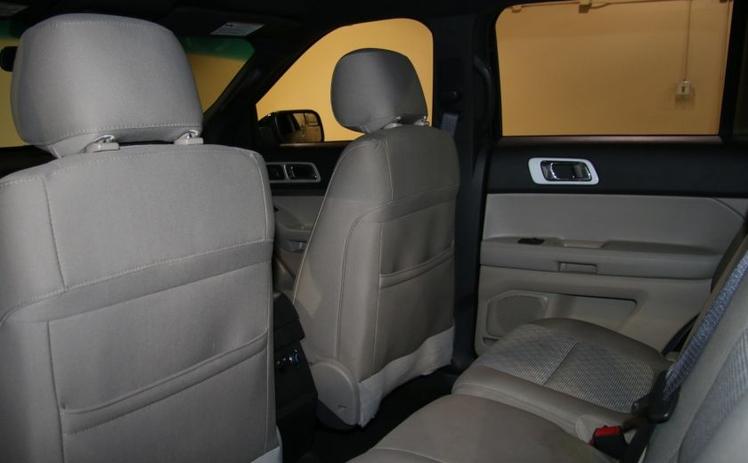 2014 Ford Explorer XLT 4WD 7 PASSAGERS #20