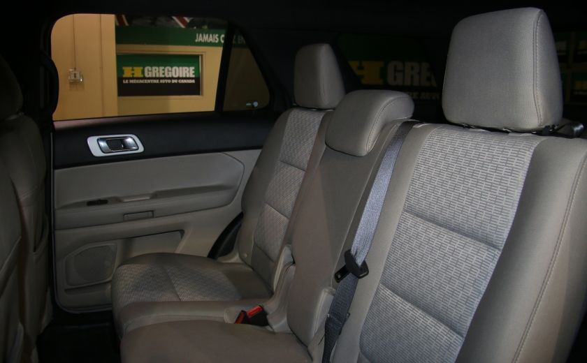 2014 Ford Explorer XLT 4WD 7 PASSAGERS #21