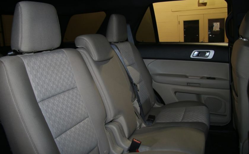 2014 Ford Explorer XLT 4WD 7 PASSAGERS #25