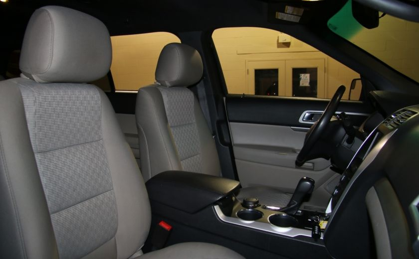 2014 Ford Explorer XLT 4WD 7 PASSAGERS #28