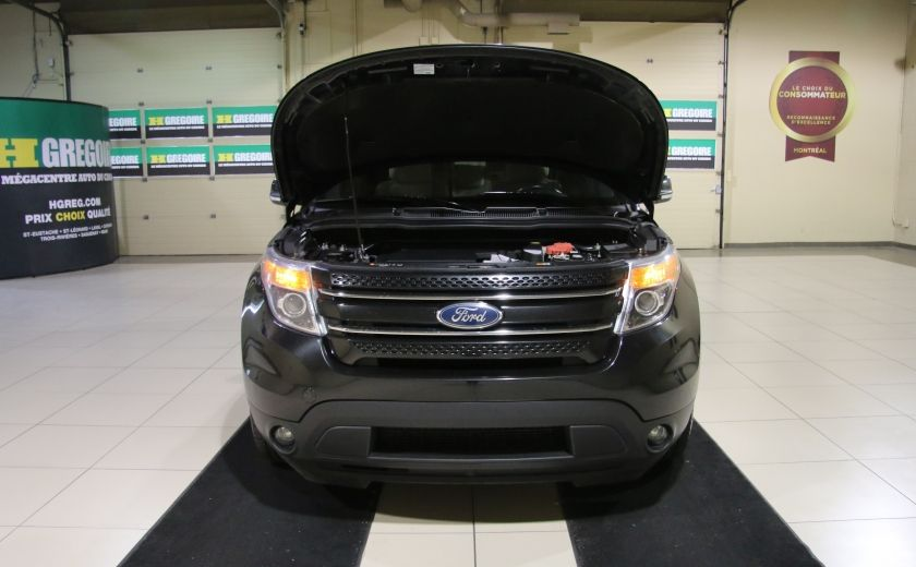 2014 Ford Explorer XLT 4WD 7 PASSAGERS #30