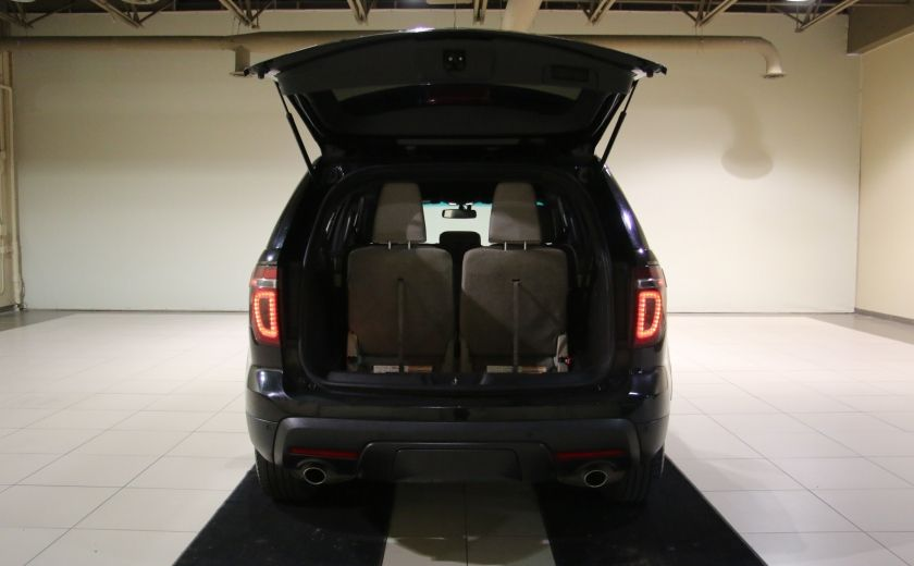 2014 Ford Explorer XLT 4WD 7 PASSAGERS #31
