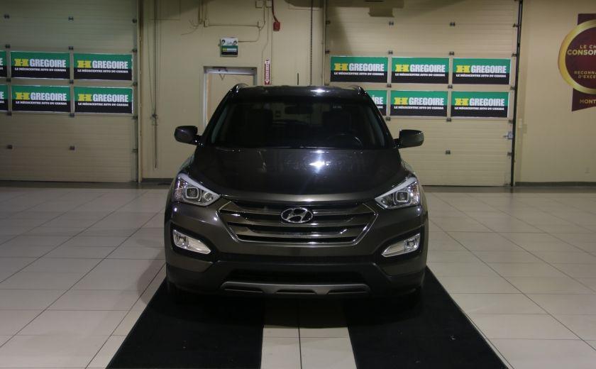 2013 Hyundai Santa Fe Premium #1