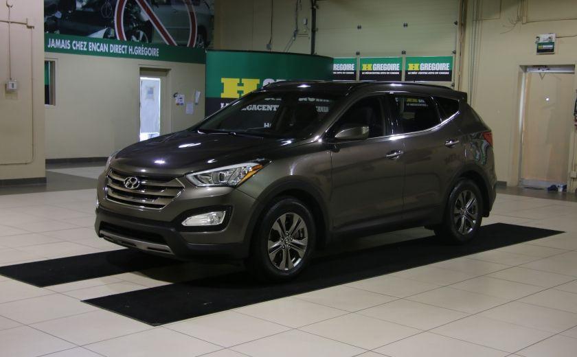 2013 Hyundai Santa Fe Premium #2