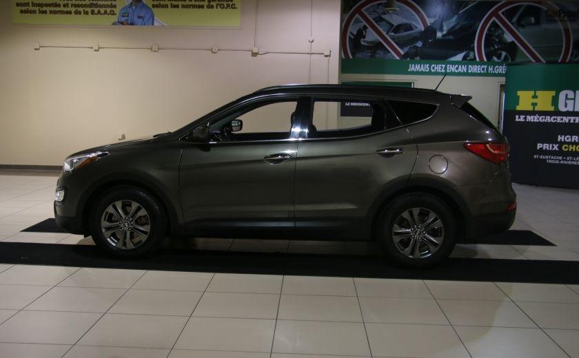 2013 Hyundai Santa Fe Premium #3