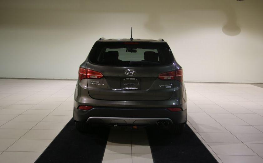 2013 Hyundai Santa Fe Premium #5
