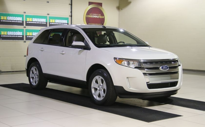 2013 Ford EDGE SEL AWD AUTO A/C MAGS BLUETOOTH #0