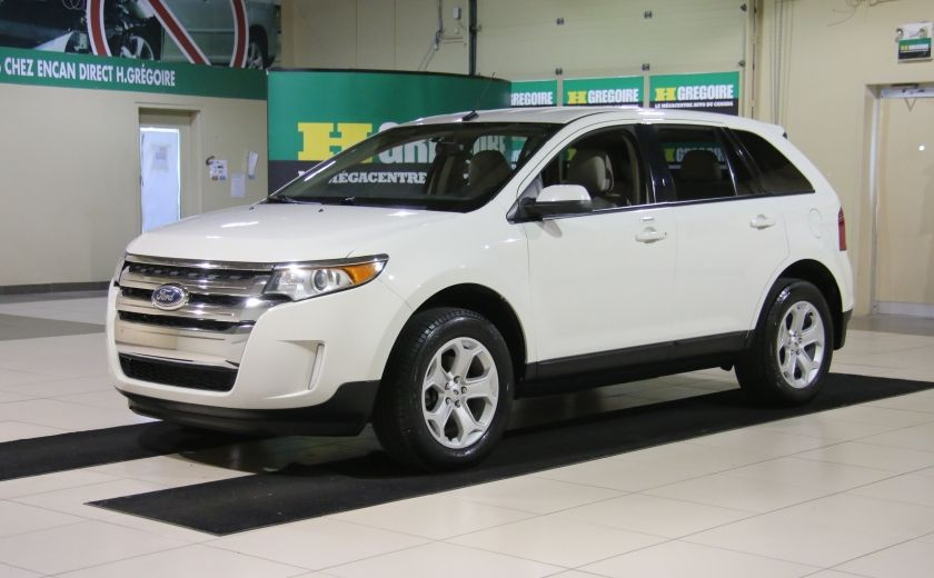 2013 Ford EDGE SEL AWD AUTO A/C MAGS BLUETOOTH #2
