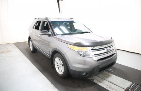 2013 Ford Explorer XLT 4WD 7 PASSAGERS #0