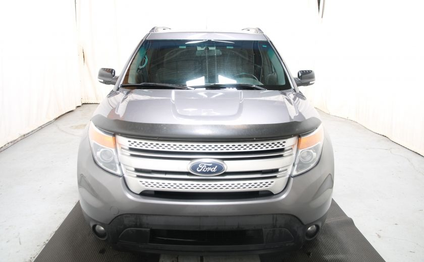 2013 Ford Explorer XLT 4WD 7 PASSAGERS #1