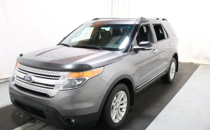 2013 Ford Explorer XLT 4WD 7 PASSAGERS #2