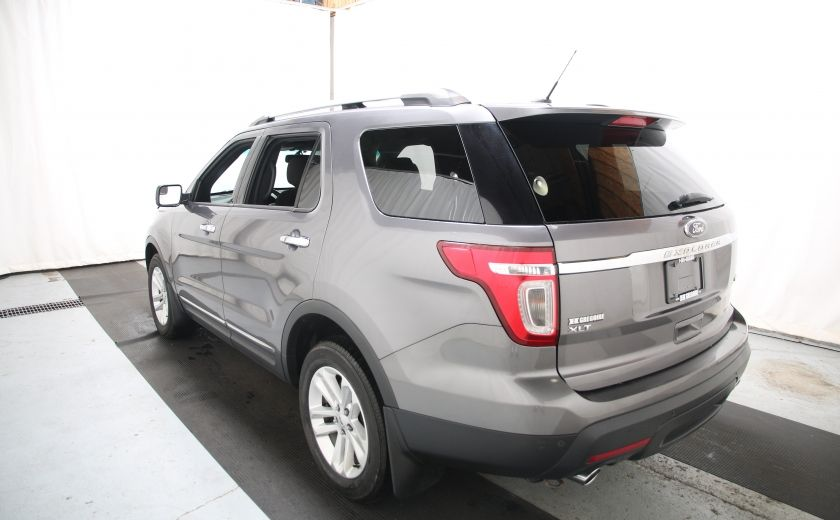 2013 Ford Explorer XLT 4WD 7 PASSAGERS #3