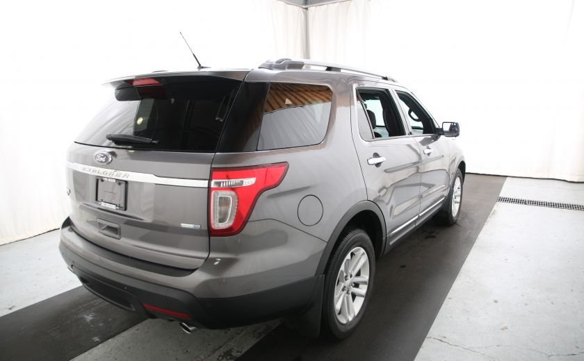 2013 Ford Explorer XLT 4WD 7 PASSAGERS #5