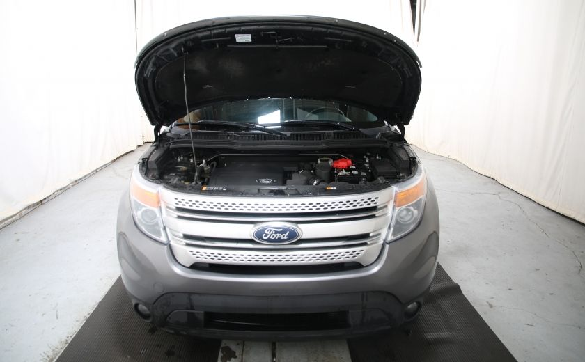 2013 Ford Explorer XLT 4WD 7 PASSAGERS #23