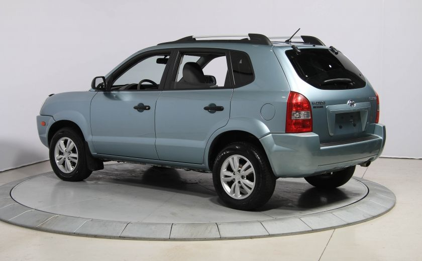 2009 Hyundai Tucson GL AUTO A/C GR ELECT MAGS #4