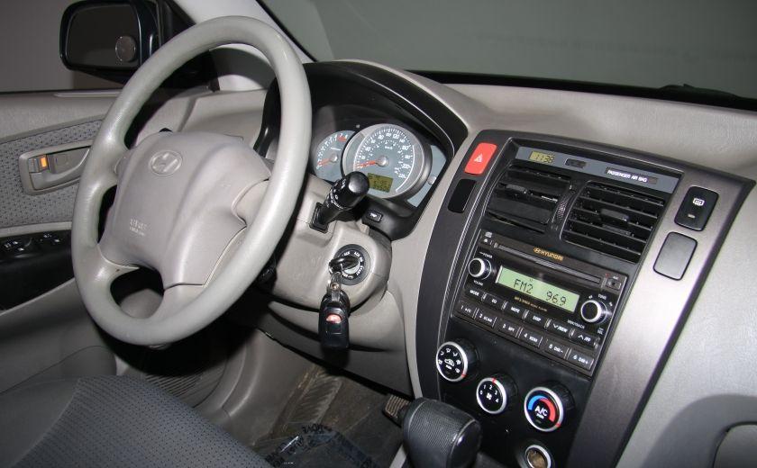 2009 Hyundai Tucson GL AUTO A/C GR ELECT MAGS #18