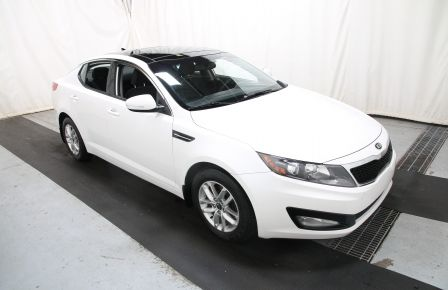 2013 Kia Optima LX+ AUTO A/C TOIT MAGS BLUETOOTH in Gatineau