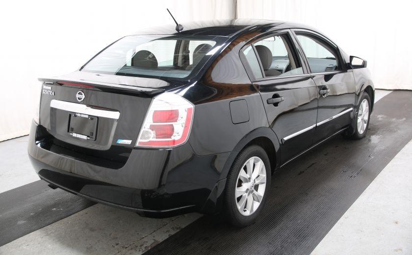 2012 Nissan Sentra 2.0 S AUTO A/C MAGS TOIT BLUETOOTH #5