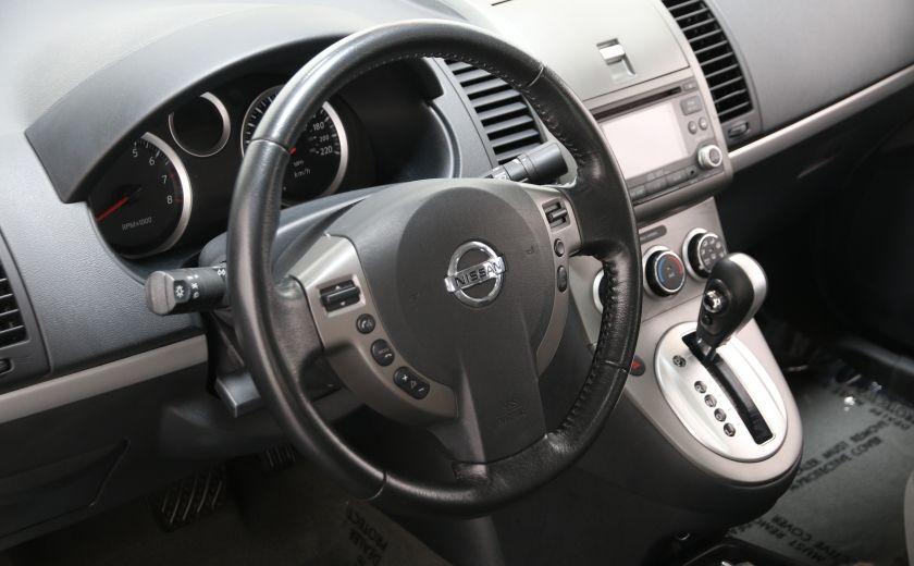 2012 Nissan Sentra 2.0 S AUTO A/C MAGS TOIT BLUETOOTH #6