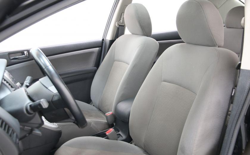 2012 Nissan Sentra 2.0 S AUTO A/C MAGS TOIT BLUETOOTH #9