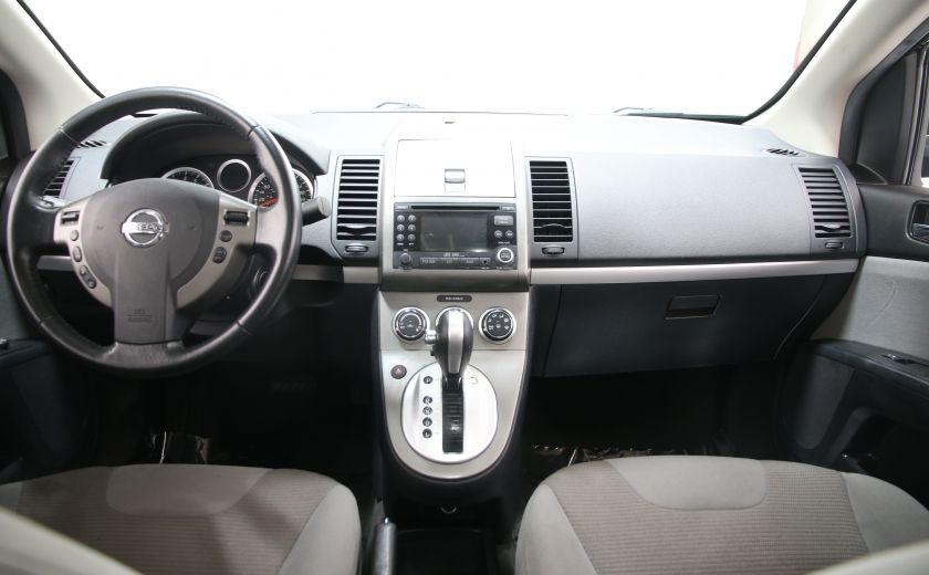 2012 Nissan Sentra 2.0 S AUTO A/C MAGS TOIT BLUETOOTH #10