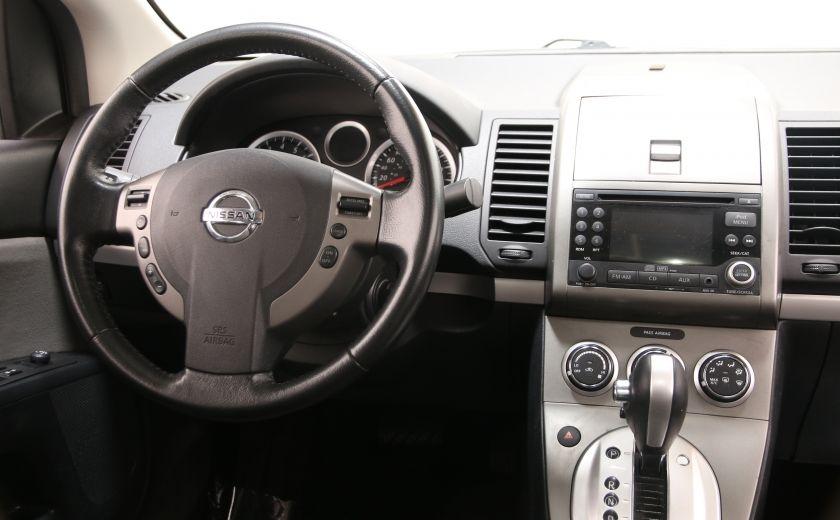 2012 Nissan Sentra 2.0 S AUTO A/C MAGS TOIT BLUETOOTH #11