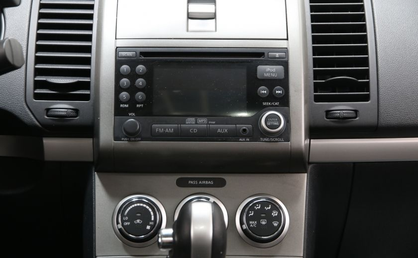 2012 Nissan Sentra 2.0 S AUTO A/C MAGS TOIT BLUETOOTH #12
