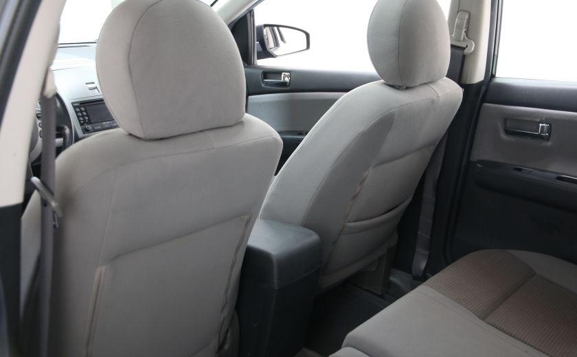 2012 Nissan Sentra 2.0 S AUTO A/C MAGS TOIT BLUETOOTH #14