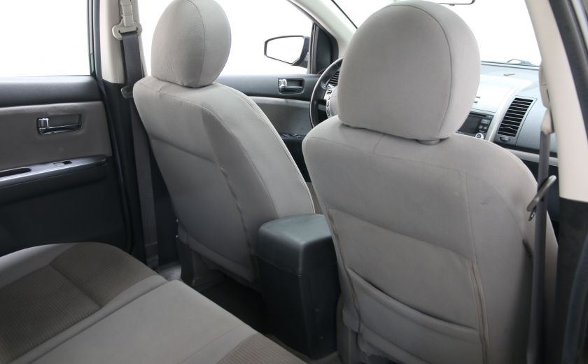 2012 Nissan Sentra 2.0 S AUTO A/C MAGS TOIT BLUETOOTH #16
