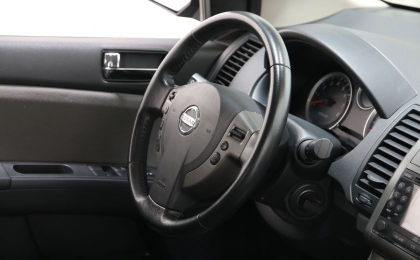 2012 Nissan Sentra 2.0 S AUTO A/C MAGS TOIT BLUETOOTH #19
