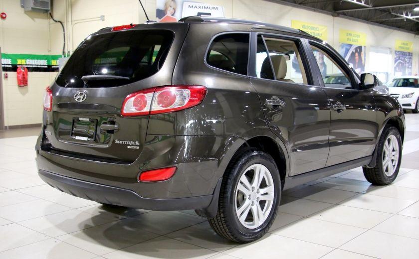 2011 Hyundai Santa Fe GL Premium AWD AUTO A/C TOIT MAGS #6