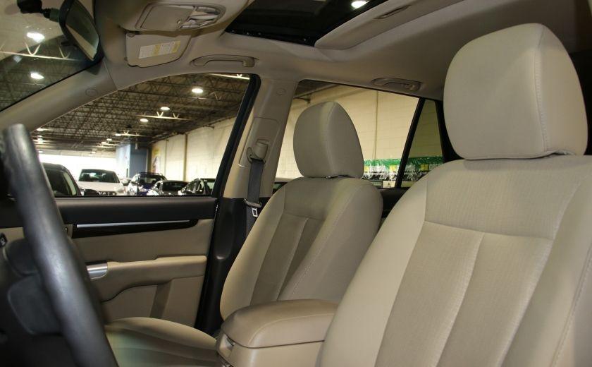 2011 Hyundai Santa Fe GL Premium AWD AUTO A/C TOIT MAGS #9