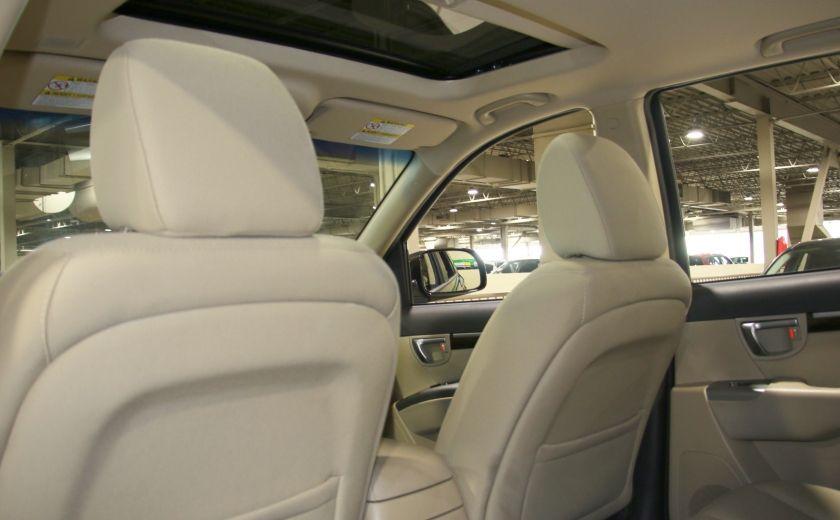 2011 Hyundai Santa Fe GL Premium AWD AUTO A/C TOIT MAGS #18