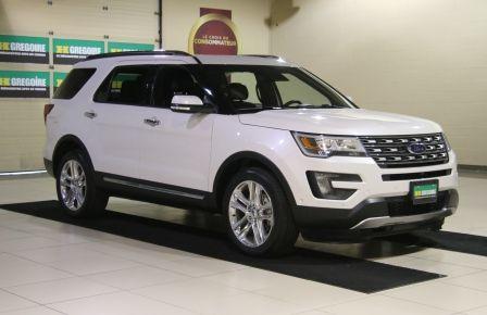 2016 Ford Explorer LIMITED AWD CUIR TOIT PANO NAV à