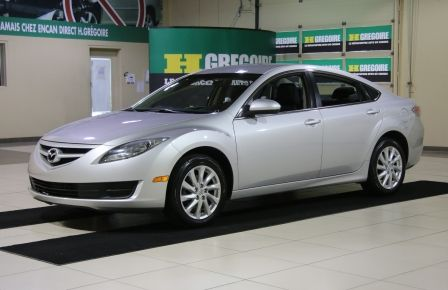 2012 Mazda 6 GS AUTO A/C GR ELECT MAGS BLUETOOTH in Carignan