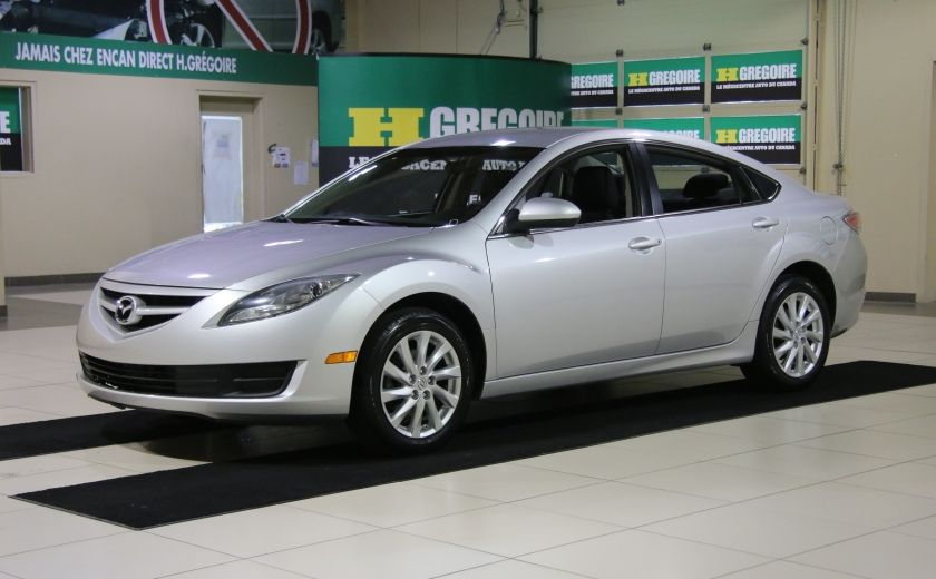 2012 Mazda 6 GS AUTO A/C GR ELECT MAGS BLUETOOTH #0
